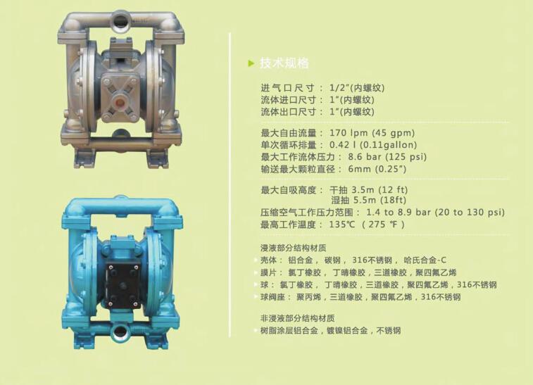 MST25金属泵